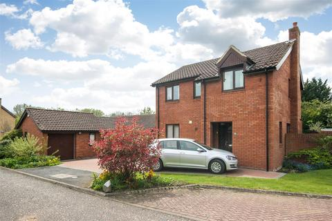 4 bedroom detached house for sale - Lapwing Close, Northampton