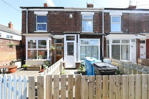 2 bedroom terraced house for sale - Perth Street West, Hull