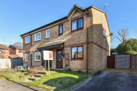 2 bedroom semi-detached house for sale - Watermills Close, Andover
