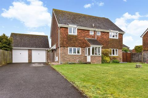 4 bedroom detached house for sale - Bradwell Close, Charlton, Andover