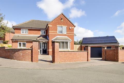 4 bedroom detached house for sale - Oakmeadows, South Normanton, Alfreton, Derbyshire, DE55 3AZ
