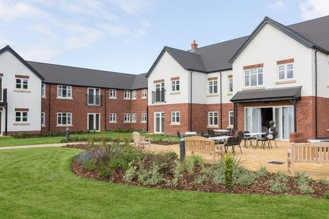 1 bedroom retirement property for sale - Property20, at Gibson Court Land off Tattershall Road LN10