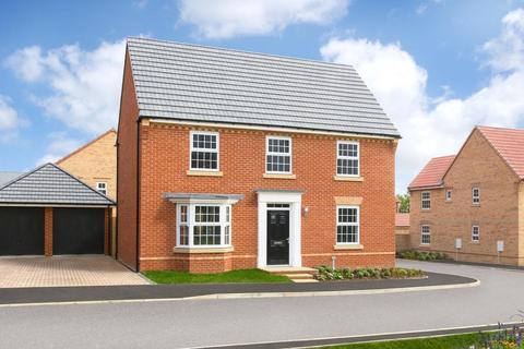 4 bedroom detached house for sale - Plot 163, Avondale at Minster View, Voase Way (off Woodmansey Mile), Beverley, BEVERLEY HU17