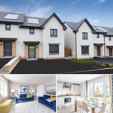 3 bedroom semi-detached house for sale - Plot 8, Craigend at Ness Castle, 1 Mey Avenue, Inverness, INVERNESS IV2