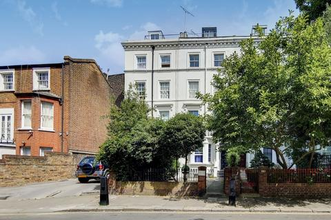 Studio to rent - 48 St Petersburgh Place, Bayswater, W2