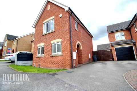 3 bedroom detached house for sale - Ironstone Crescent, Chapeltown