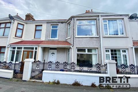 3 bedroom terraced house for sale - Wellington Road, Hakin, Milford Haven, Pembrokeshire. SA73 3BP