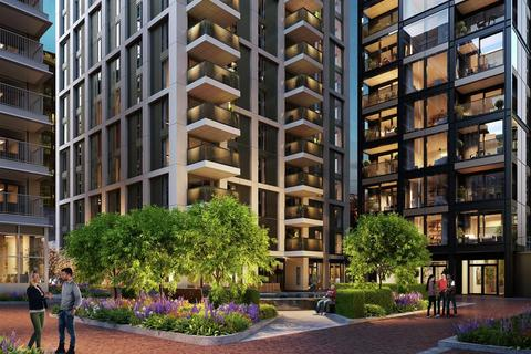 2 bedroom apartment for sale - Park Central, Prince of Wales Drive, SW11