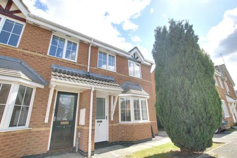3 bedroom semi-detached house to rent - WISE CLOSE, BEVERLEY, HU17