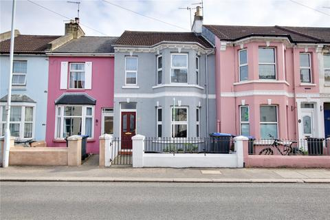 3 bedroom terraced house for sale - Tarring Road, Worthing, West Sussex, BN11