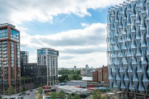 2 bedroom flat for sale - Embassy Gardens, Nine Elms, SW11 7BP