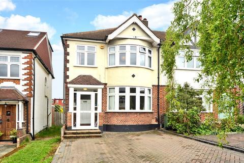 3 bedroom end of terrace house for sale - Elmstead Gardens, Worcester Park, KT4