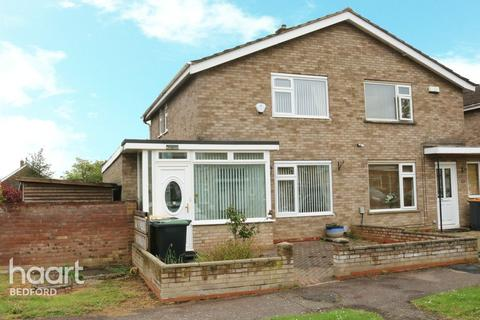 2 bedroom semi-detached house for sale - Ivel Close, Bedford