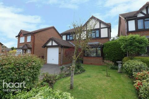 4 bedroom detached house for sale - Salmon Crescent, Sheerness