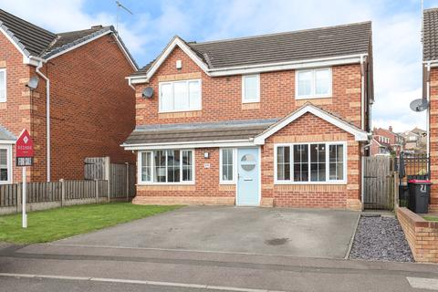 4 bedroom detached house for sale - Grange Farm Drive, Aston, Sheffield