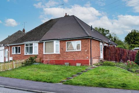 2 bedroom semi-detached bungalow for sale - Mason Road, Headless Cross, Redditch B97 5DQ