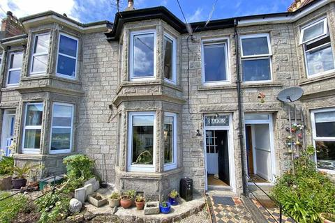 3 bedroom terraced house for sale - Newlyn, Nr. Penzance, Cornwall