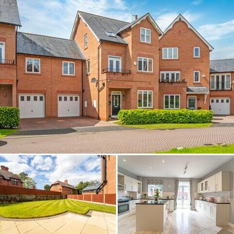 4 bedroom townhouse for sale - Gilwern Close, Abbots Park