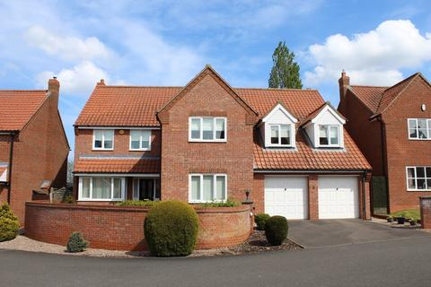 5 bedroom detached house for sale - Holme Close , Thorpe On The Hill