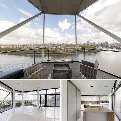 3 bedroom apartment to rent - Three Riverlight Quay, Nine Elms, London