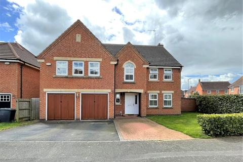 5 bedroom detached house for sale - Elm Grove, Wootton, Northampton, NN4