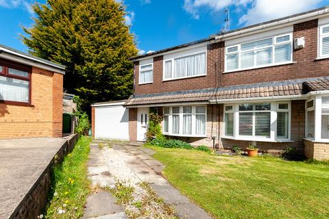 3 bedroom semi-detached house for sale - Markfield Crescent, St Helens, WA11