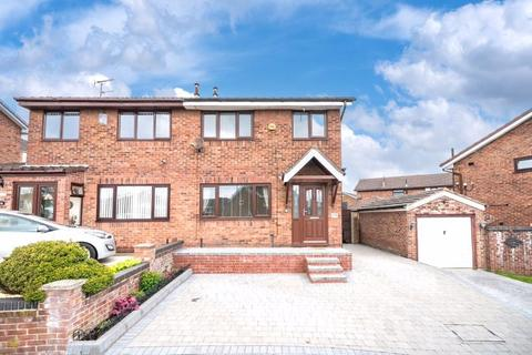 3 bedroom semi-detached house for sale - Nutgrove Hall Drive, St. Helens