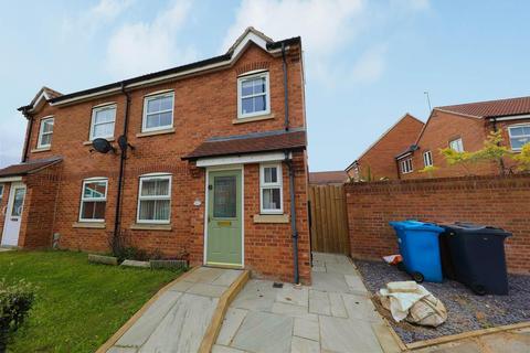 3 bedroom semi-detached house for sale - Hall Leys Park, Kingswood, Hull