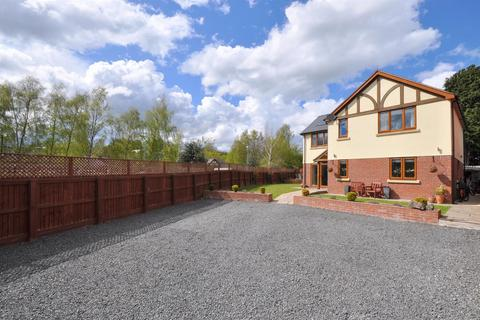 4 bedroom detached house for sale - 7a Llys Melyn, Tregynon, Newtown