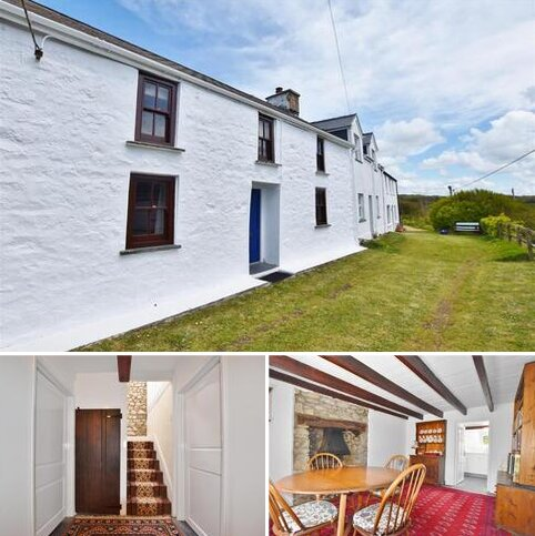 3 bedroom terraced house for sale - High Street, Solva, Haverfordwest