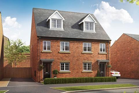 3 bedroom semi-detached house for sale - The Alton G - Plot 139 at Connect @ Halfway, Oxclose Park Road and Deepwell Mews, Halfway S20