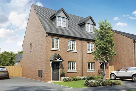 3 bedroom semi-detached house for sale - The Alton G - Plot 19 at Holly Hill II, West End Lane, New Rossington DN11