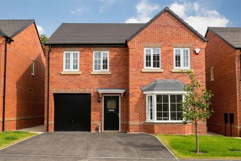 4 bedroom detached house for sale - The Haddenham - Plot 152 at Connect @ Halfway, Oxclose Park Road & Deepwell Mews, Halfway S20