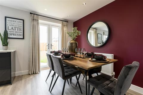 4 bedroom semi-detached house for sale - The Elliston - Plot 27 at Holly Hill II, West End Lane, New Rossington DN11