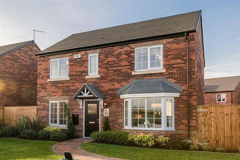 4 bedroom detached house for sale - The Shelford - Plot 23 at Holly Hill II, West End Lane, New Rossington DN11