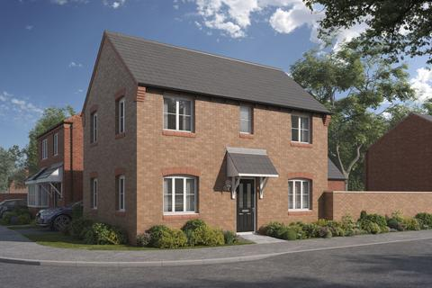 3 bedroom detached house for sale - Plot 108, The Lichfield at Hazelwood, Coventry Road, Cubbington CV32