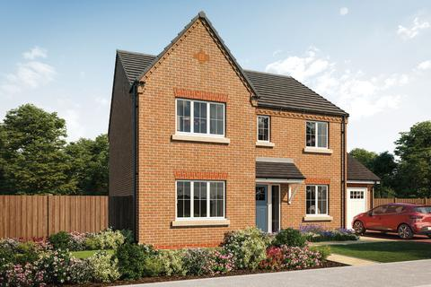 4 bedroom detached house for sale - Plot 49, The Philosopher at Barleycorn Way, Little Wold Lane, South Cave HU15