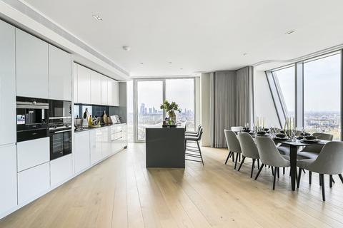 3 bedroom apartment to rent - Newfoundland Place, Canary Wharf, E14