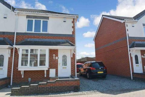 2 bedroom semi-detached house to rent - Tara Court, Ryde Street, Hull
