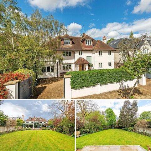 5 bedroom detached house for sale - Roedean Crescent, Roehampton, London, SW15