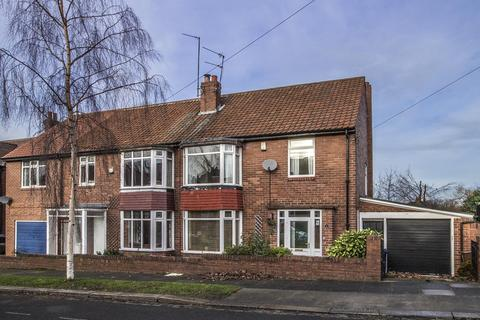 3 bedroom semi-detached house to rent - Lilburn Gardens, South Gosforth, Newcastle Upon Tyne