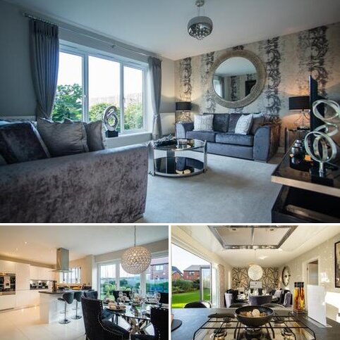 4 bedroom detached house for sale - Plot 122, 123, The Willow at Wayside Point, 122, 123, Wayside  NE61