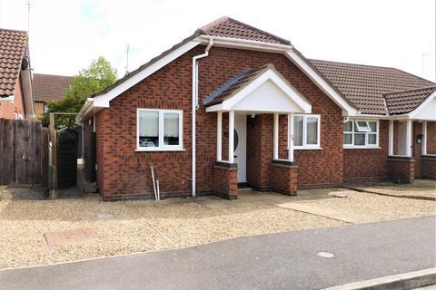 2 bedroom semi-detached bungalow to rent - Lucetta Gardens, Spalding, PE11 1HX