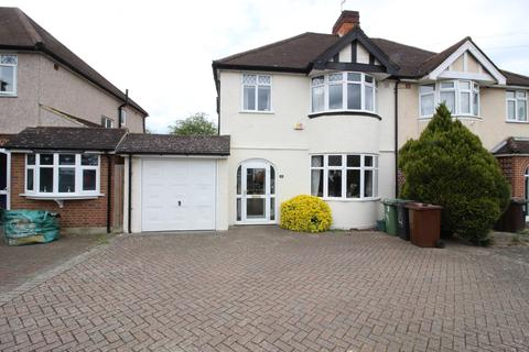 3 bedroom semi-detached house for sale - Avon Close, Worcester Park KT4