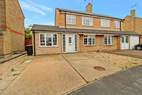 3 bedroom semi-detached house for sale - Burley Park Close, Lincoln