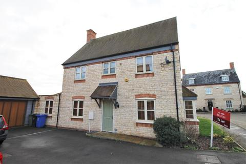 4 bedroom semi-detached house to rent - Kennel Lane, Paulespury, NN12