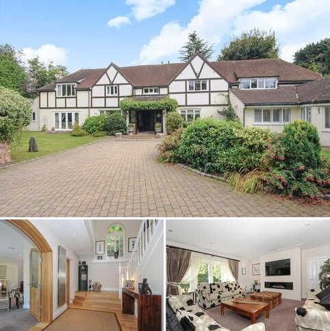 4 bedroom detached house for sale - Burleigh Road, Ascot, Berkshire, SL5
