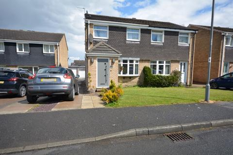 3 bedroom semi-detached house for sale - Deerness Heights, Brandon, DH7