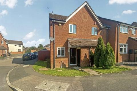 2 bedroom end of terrace house for sale - Buckingham Drive, Leicester, Leicestershire