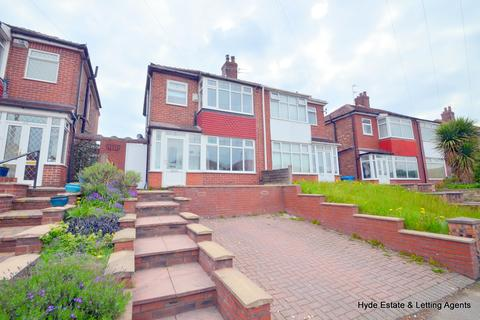 3 bedroom semi-detached house to rent - Hollinwood Avenue, Chadderton, Oldham, OL9 8DQ
